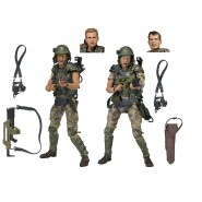 ALIENS 2-PACK Box 2 Figure Action 18cm Marines HICKS e HUDSON Neca