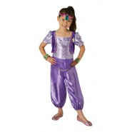 Carnival COSTUME of SHIMMER from Shimmer and Shine Size SMALL Original RUBIE'S Rubies