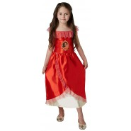 Carnival COSTUME of ELENA OF AVALOR Size LARGE Original RUBIE'S Rubies