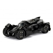 BATMOBILE From BATMAN ARKHAM KNIGHT DieCast Model 12cm Scale 1/32 Original JADA Toys