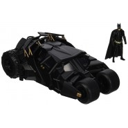 TUMBLER Batmobile BLACK Version BATMAN THE DARK KNIGHT DieCast Model 19cm Scale 1/24 Original JADA Toys