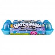 Hatchimals CollEGGtibles Ovetti Collezionabili 12-PACK PORTAUOVA 12 Ovetti con FIGURE Season 2 Originali SPIN MASTER