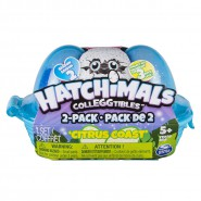 Hatchimals CollEGGtibles Collector EGG-CARTON 2-Pack 2 Eggs with FIGURES Season 1 Original SPIN MASTER