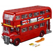 Building Playset LONDON BUS LEGO 10258 Creator Expert