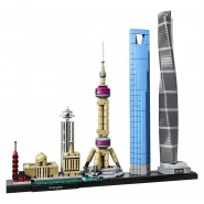 Building Playset SHANGAI LEGO 21039 Architecture