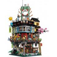 Building Playset NINJAGO Movie CITY Giant LEGO 70620