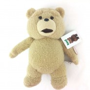Peluche PARLANTE 30cm TED ORSO Normal Version ORIGINALE