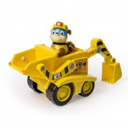 PAW PATROL Playset Veicolo DUMP TRUCK di RUBBLE  Spin Master Basic