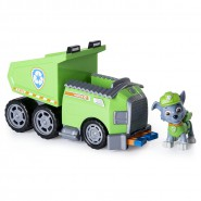 PAW PATROL Playset Veicolo DUMP TRUCK di ROCKY Spin Master Basic