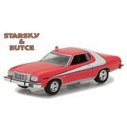STARSKY e HUTCH Modello Diecast Auto Ford GRAN TORINO 1976 Scala 1:64 Greenlight