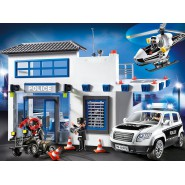 Playset POLICE STATION With Vehicles - Playmobil 93727 City Action