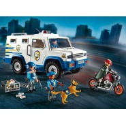 Playset ARMORED SECURITY VAN Playmobil 9371 City Action