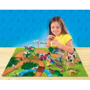 Playset HORSE RIDING TRIP Play Map PLAYMOBIL 9331
