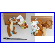 ICE AGE Plush SCRATTIE GIRL Scrat Woman 10cm Original