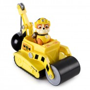 PAW PATROL Playset Vehicle STEAM ROLLER Truck of RUBBLE Original SPIN MASTER Basic