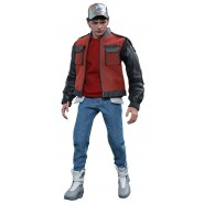 Action Figure MARTY MCFLY from BACK TO THE FUTURE Part 2 Scale 1/6 HOT TOYS MMS379