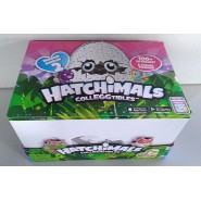 Hatchimals CollEGGtibles DISPLAY INTERO 15 BUSTINE Pacchetti Figure SEASON 2 Originale SPIN MASTER