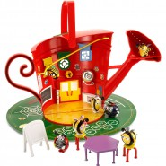 Playset CASA DELLE API Apribile Con Personaggi ORIGINALE Nice Group