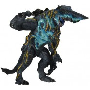 PACIFIC RIM Figura Action KAIJU Alieno KNIFEHEAD Battle Damaged 25cm ULTRA DELUXE Dx NECA