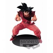 DRAGONBALL Figura Statua 16cm SON GOKU KAIOHKEN Serie FES 3 Super BANPRESTO Gokou