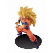 DRAGONBALL Figura Statua 16cm SON GOKU Super Saiyan SS3 Serie FES 3 Super BANPRESTO Gokou