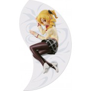 PUELLA MAGICA MADOKA Figura TOMOE MAMI Relax Time 12cm AWAKE Version BANPRESTO Movie Rebellion
