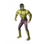 HULK Costume ADULT Rubie's MARVEL Avengers 2 Age Of Ultron
