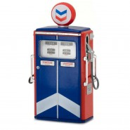 Modellino Die Cast POMPA di BENZINA SHELL Scala 1:18 Serie VINTAGE GAS PUMP COLLECTION Greenlight Collectibles