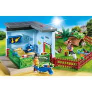 Playset HOUSE OF RABBITS and HAMSTERS City Life PLAYMOBIL 9277