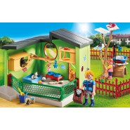 Playset CASA Residenza DEI GATTI City File Animali PLAYMOBIL 9276