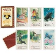 Deck Cards  I MISTERI DELLA SIBILLA Tarocchi Tarot Tarots DAL NEGRO 43003