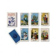 Deck Cards LA VERA SIBILLA Tarocchi Tarot Tarots DAL NEGRO Masenghini 51020