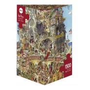 BARCELLONA PRADES Puzzle 1500 Pezzi Originale HEYE 60x80cm