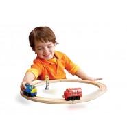 PISTA IN LEGNO Beginner Set TRENINO CHUGGINTON Learning Curve TOMY