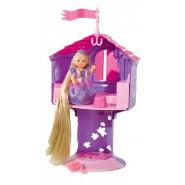 EVI LOVE Playset RAPUNZEL 's TOWER Simba Toys