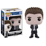 TWILIGHT Collectible Figure EDWARD CULLEN Tuxedo 10cm Funko POP 324