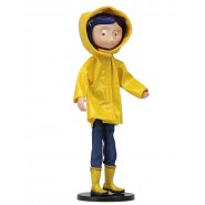 ORIGINAL Action FIGURE Doll from movie CORALINE 18cm NECA Original