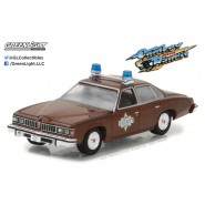 SET 3 Modellini 1:64 SMOKEY And The BANDIT Originale GREENLIGHT Limited Edition DIE CAST