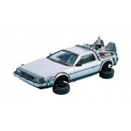 RITORNO AL FUTURO Parte 2 KIT Modellino TIME MACHINE DeLorean MARK II Snap 1/25 POLAR LIGHTS Bttf
