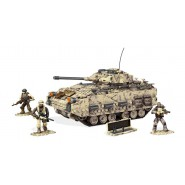 DESERT TANK Building Blocks Playset COD Call Of Duty KIT Mega Bloks