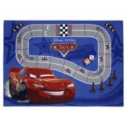 Disney CARS Pista CIRCUITO Gara Tappeto Cameretta 133x95cm ORIGINALE