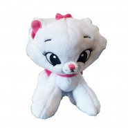 Plush MARIE 18cm from THE ARISTOCATS Original DISNEY Animal Tales Cute