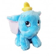 Peluche DUMBO Elefante 18cm da DUMBO Originale DISNEY Animal Tales Cute
