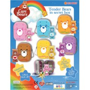 SET 6 Figures CARE BEARS 3D Vanilla SCENTED Secret Tin BOX Cool Things
