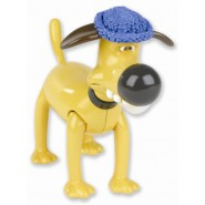 SHAUN THE SHEEP Figura Action WALKING BLITZER Cane CARICA A MOLLA Wind Up