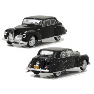 Modellino LINCOLN CONTINENTAL 1941 Versione DAMAGED Film IL PADRINO 1/43 DieCast Greenlight