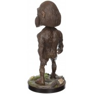 Figura BIGFOOT Yeti SASQUATCH 20cm BOBBLE HEAD Resina ROYAL BOBBLES Head knocker