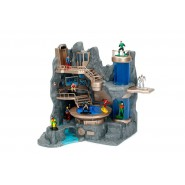 BATMAN Playset Scene Diorama 27cm BATCAVE For Figures Nano Metalfigs Original JADA Toys NANO Metalfigs