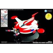 DieCast Model SPAZER UFO With Ejectable GRENDIZER Robot Original HL PRO Japan