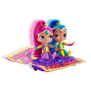 Playset TAPPETO VOLANTE di SHIMMER and SHINE Movimento Sonoro Originale Fisher Price